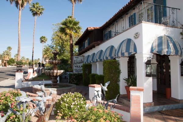Adriatic Villa Resort Palm Springs California