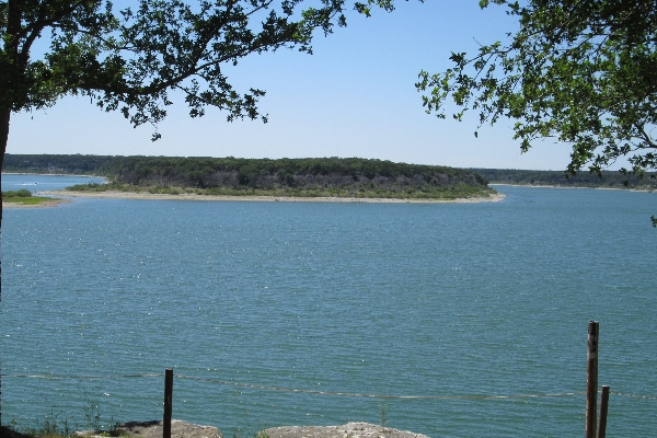Belton Lake Lake House