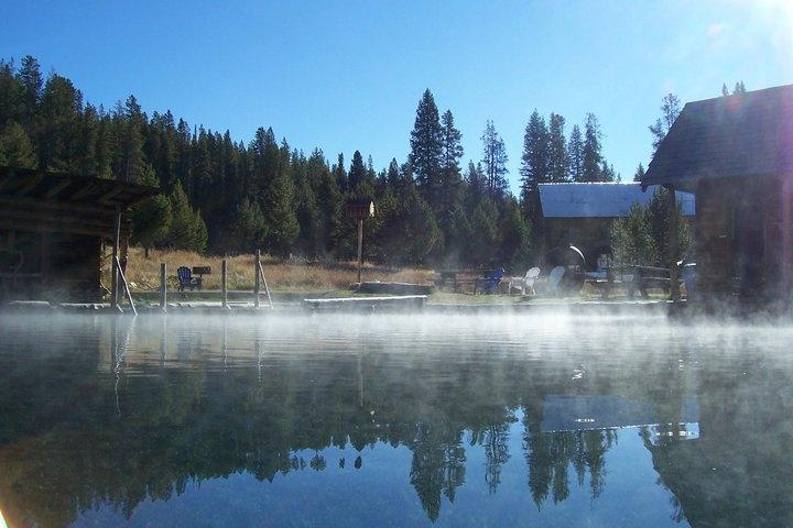 Burgdorf Hot Springs Mccall Idaho
