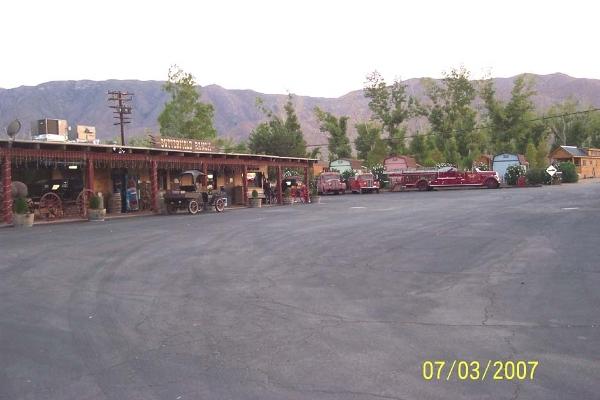 Butterfield Ranch Resort Julian California