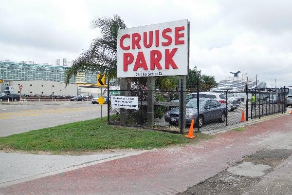 Cruise Park Galveston Texas