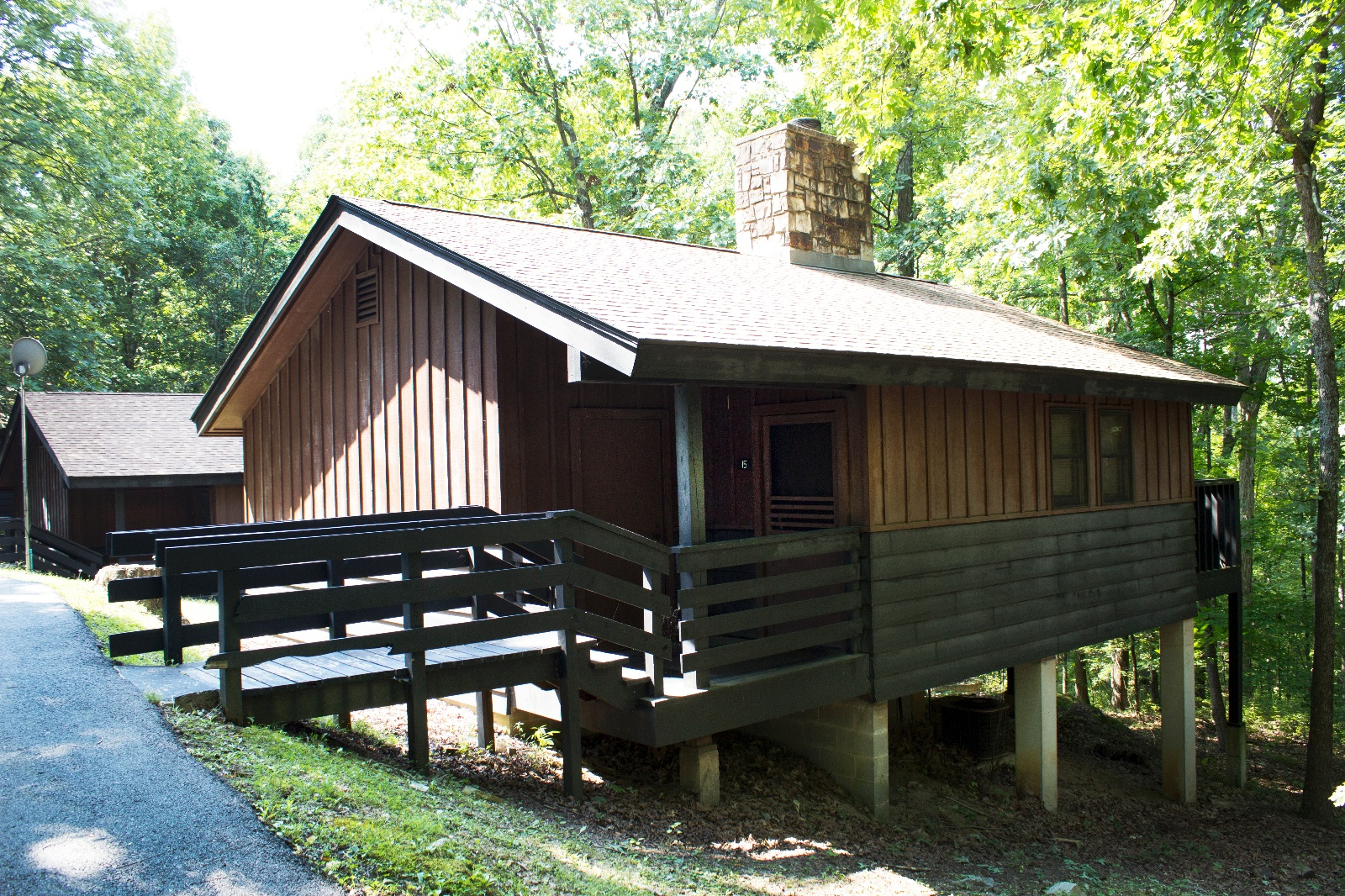the bluffs cabins