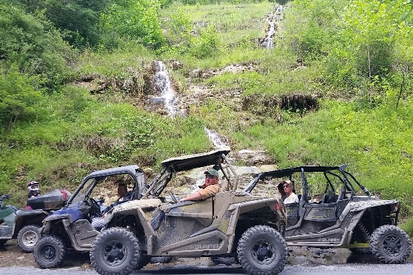 The local towns and also McDowell County WV are ATV Friendly!!