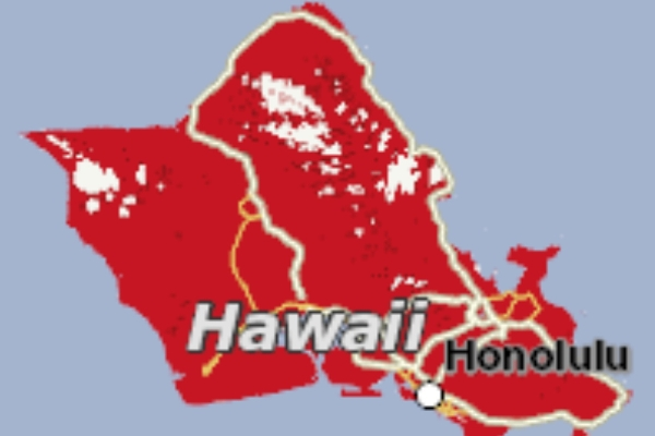 Superior Island-wide 4G Coverage on Oahu