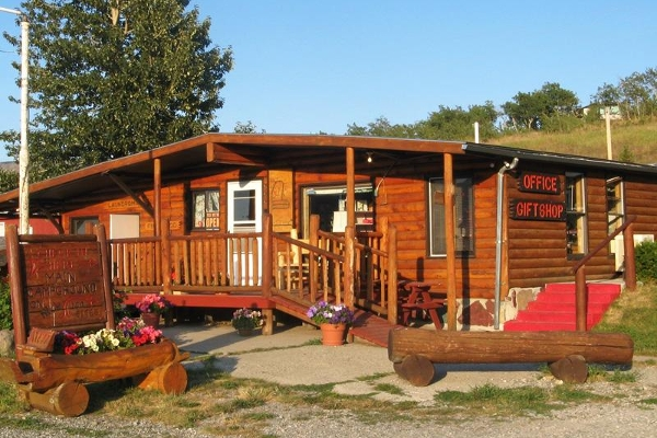 Johnson's Campground & RV Park Office