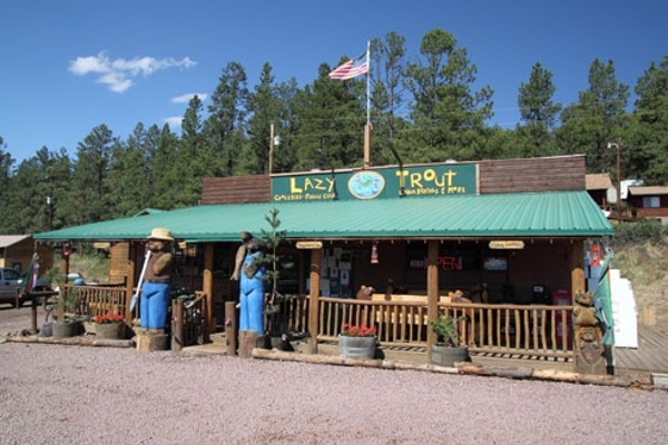Lazy Trout Market and Cabin Rentals