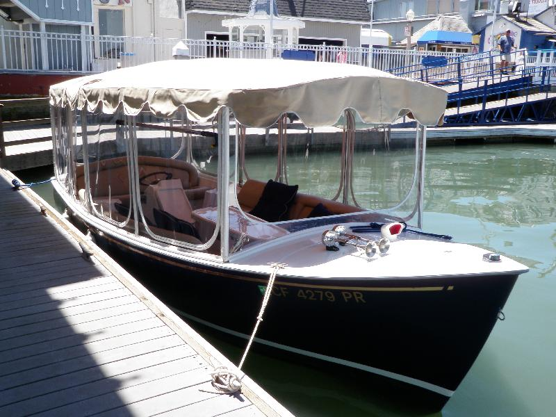 Duffy boats newport beach ca for Fishing boat rentals near me