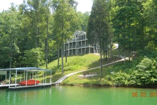 Norris Lake Front Rentals Lafollette Tn