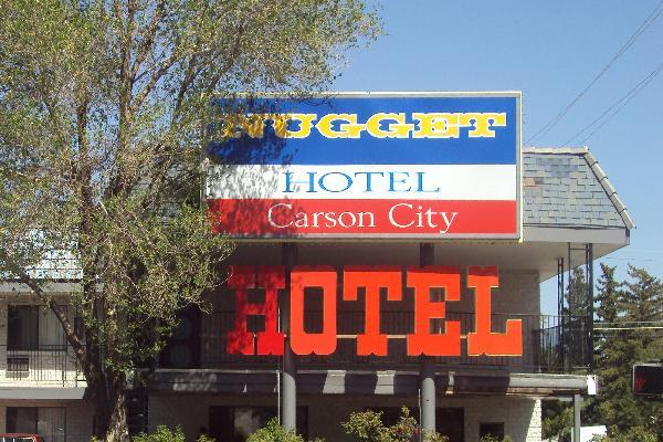 Nugget Hotel Carson City Nevada