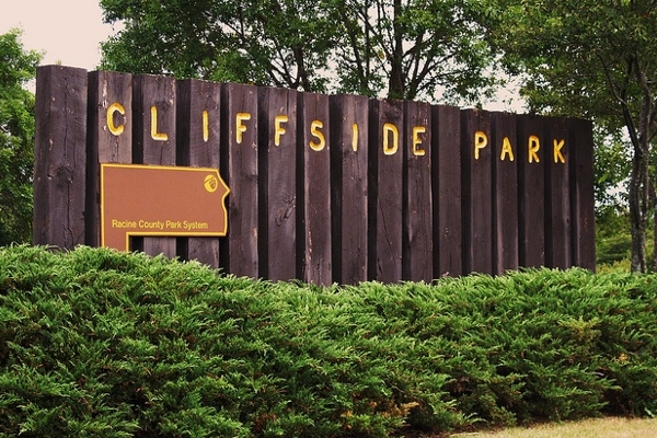 Cliffside Park - campground in the Racine County village of Caledonia