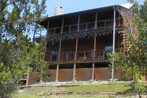 Wimberley, Texas. Southwind Bed And Breakfast Cabins