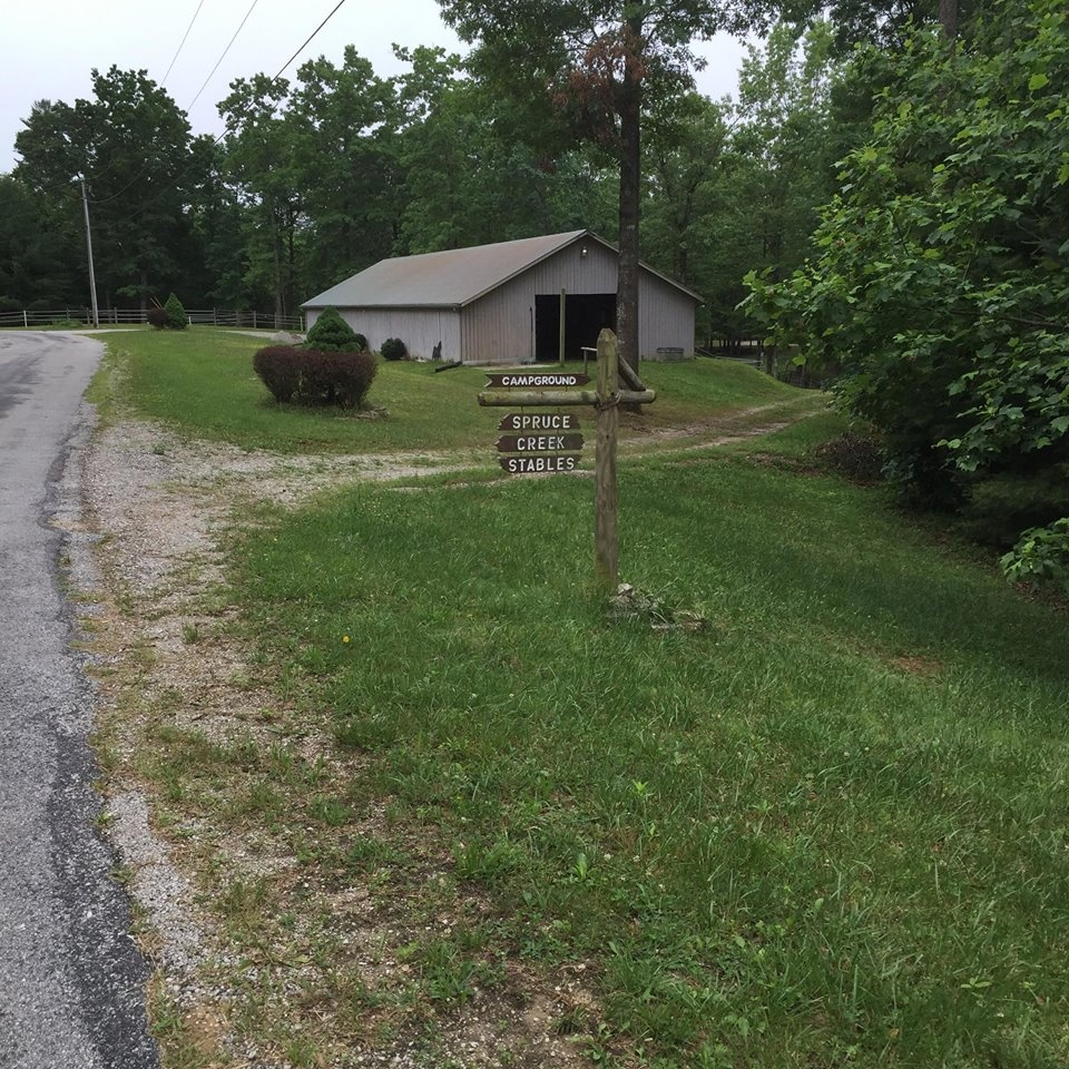 Spruce Creek Campground And Stables Jamestown Tennessee