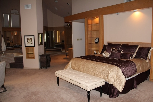 Main Ranch House Master Suite, Elevator to 1st Floor