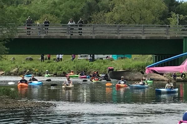 2019 Wellsville River Regatta