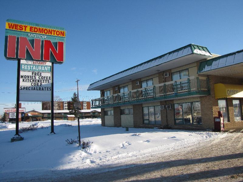 West Edmonton Motor Inn Edmonton Alberta