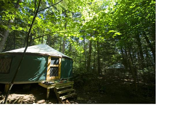 Chewonki's Debsconeag Lake Wilderness Camps