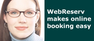 WebReserv.com makes online booking easy